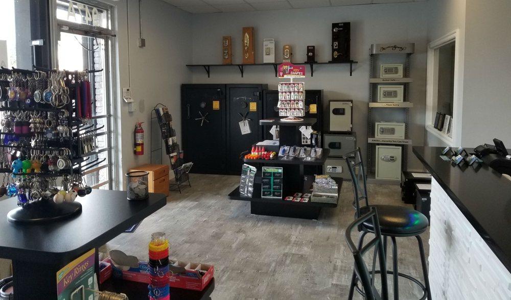 All Safe Showroom
